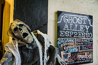 Ghost Alley Espresso in Seattle