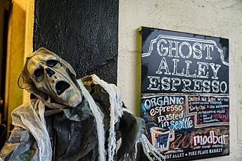Ghost Alley Espresso in Seattle
